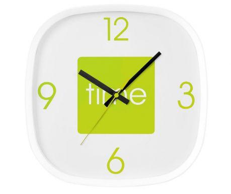 Стенен часовник Arco Lime