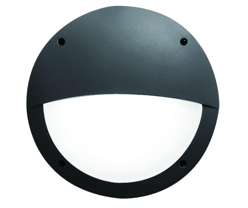 Aplica de perete pentru exterior Black Smile