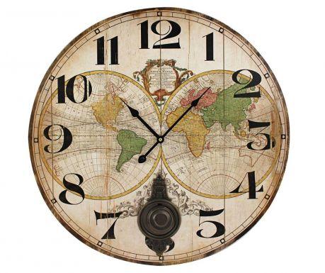 Nástěnné hodiny Traveler