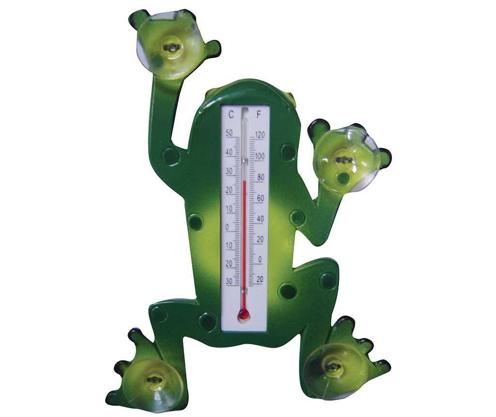 Vrtni termometer Green Frog