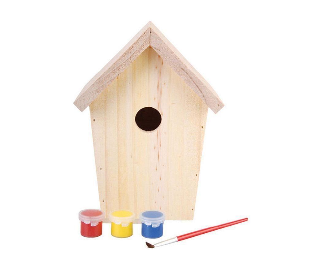 Ptičja hišica za dekoriranje Creative