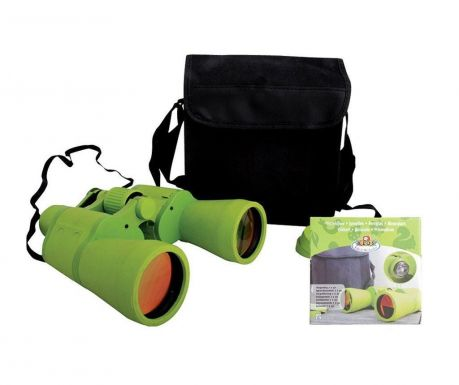 Set dalekozor i dječja torba Green
