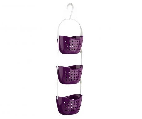 Helms Purple Fürdőszobai kiegészítő tartó