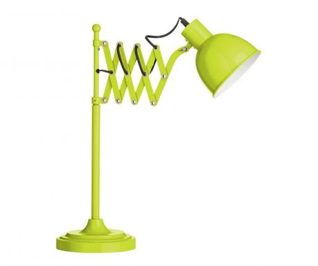 Extendable Lime Green Lámpa