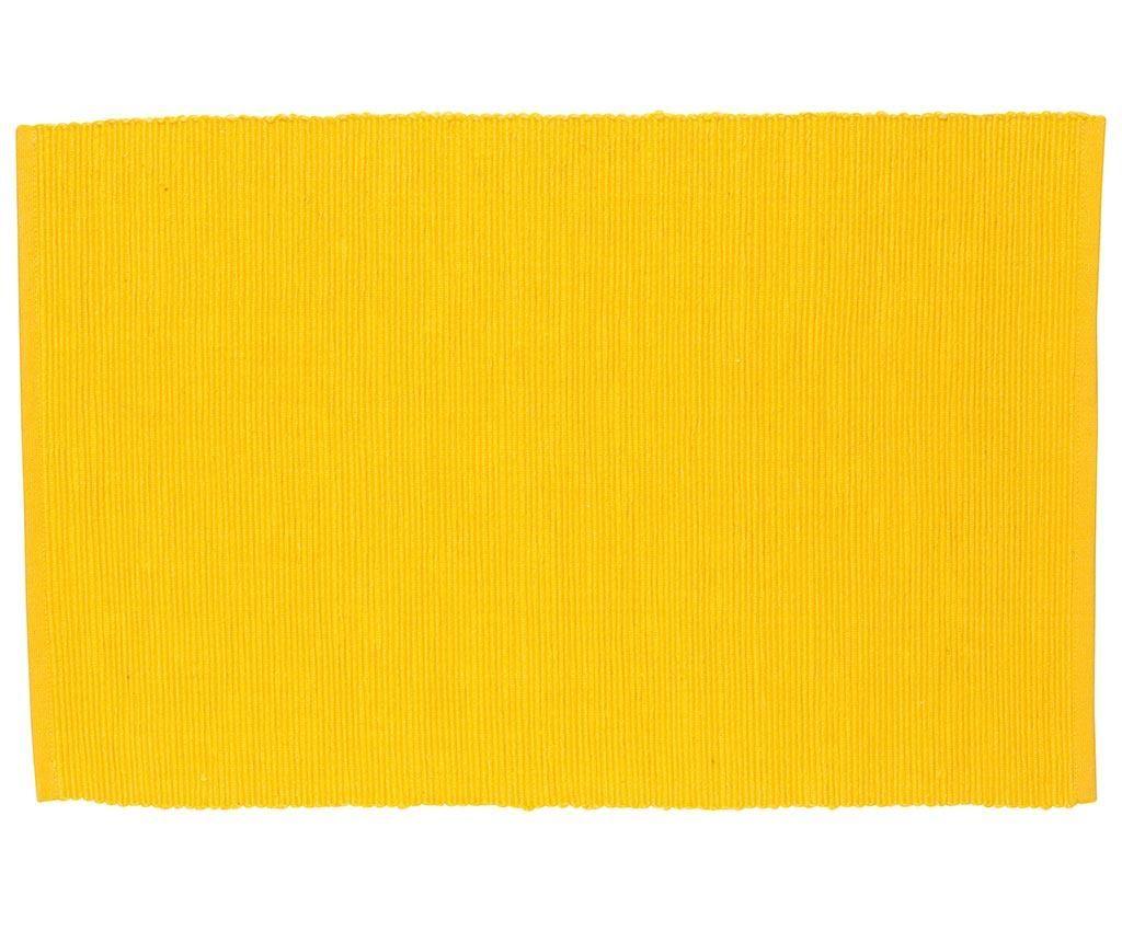Podkładka stołowa Foster Yellow 30x43 cm