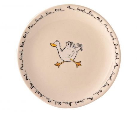 Home Farm Duck Lapostányér