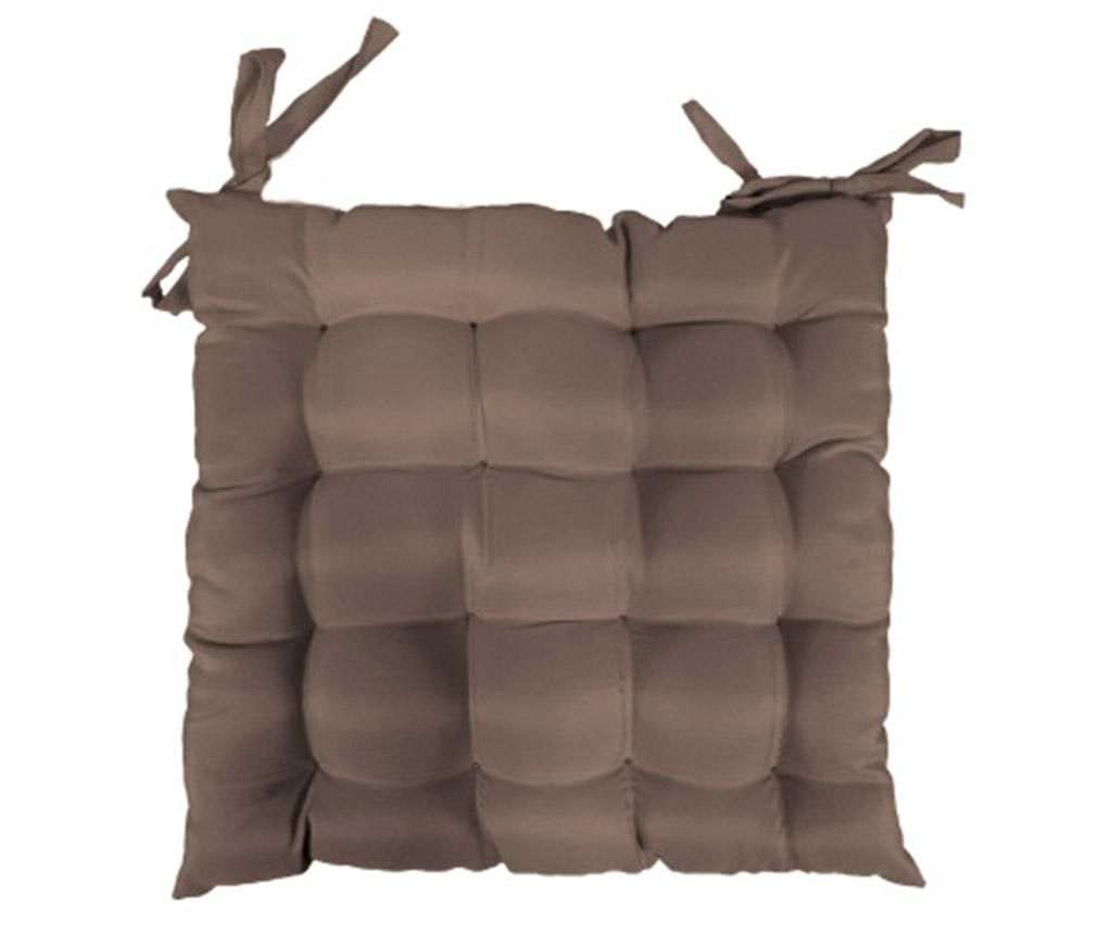 Perna de sezut Light Brown 40x40 cm