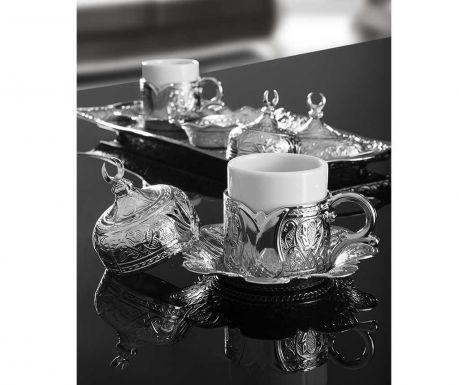 Serim Silver 9 darabos Kávéskészlet