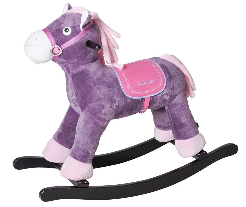 Gugalnik Horse Fritz Purple