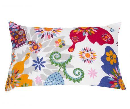 Poduszka dekoracyjna Paula White 30x50 cm