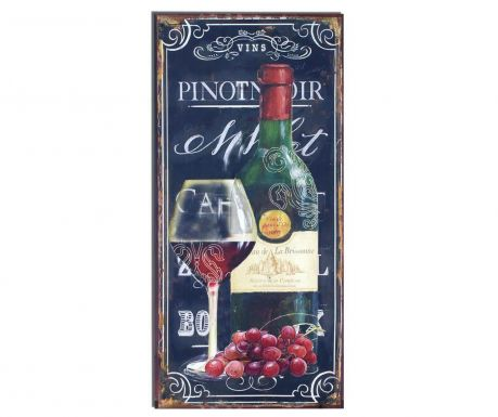 Nástenná dekorácia Pinot Noir