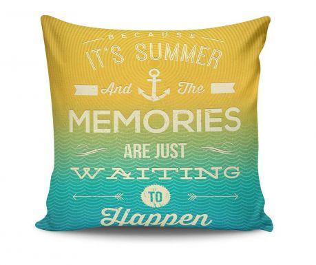 Poduszka dekoracyjna Summer Memories 45x45 cm