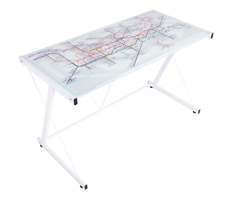 Underground Map Íróasztal