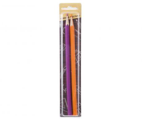Комплект 2 аксесоара за съхранение на кабел Pencil