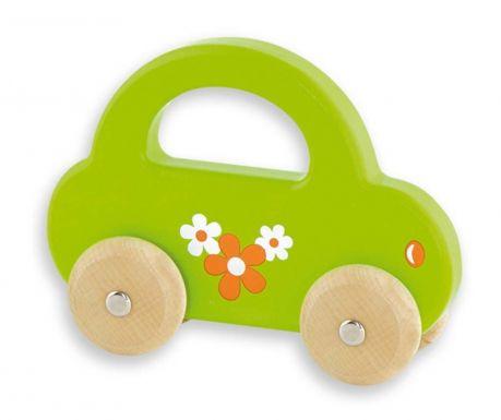Samochodzik zabawkowy Handy Green