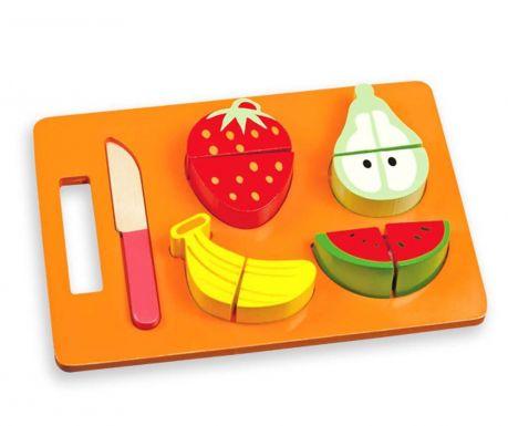 Zestaw zabawkowych owoców 10 elementów Healthy
