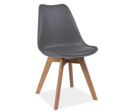 Krzesło Korso Style Grey