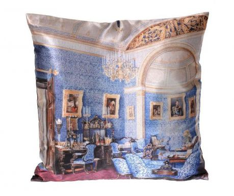 Perna decorativa Castel Room 45x45 cm