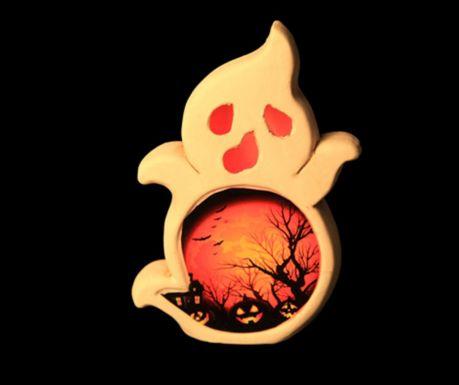 Decoratiune luminioasa Spooky
