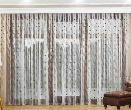 Curtain Koba Brown 200x260 cm