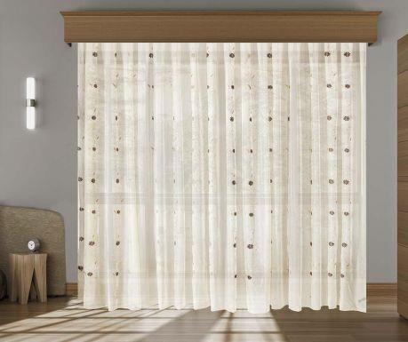Zavjesa Janine Cream 260x400 cm