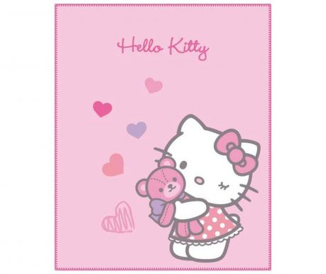 Pled Hello Kitty Kite 110x140 cm