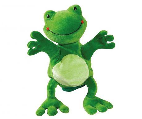 Papusa de mana Froggie