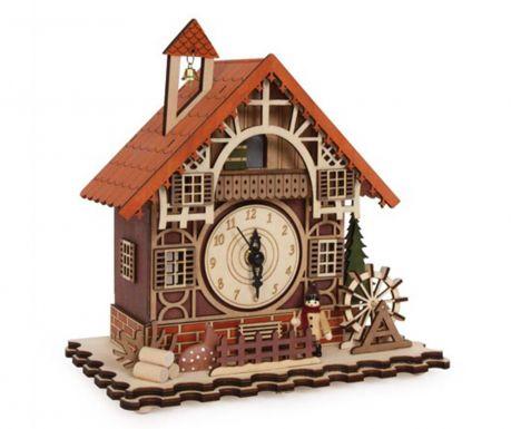 Zegar stołowy Timbered House