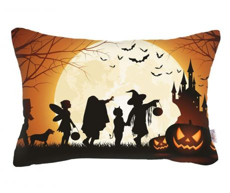 Prevleka za blazino Trick or Treat 31x50 cm