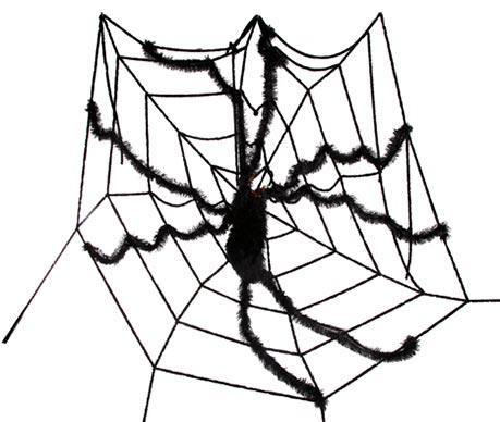 Panza de paianjen decorativa Giant Spider