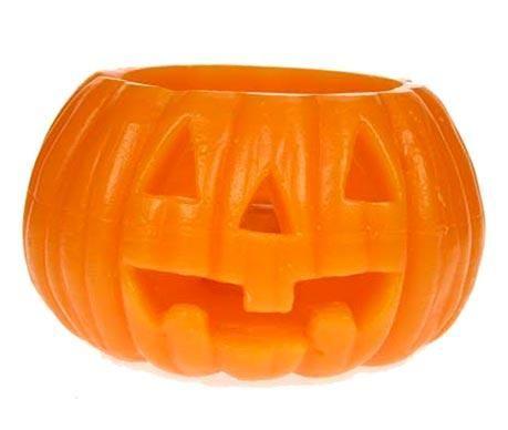 Lumanare cu suport Classic Pumpkin