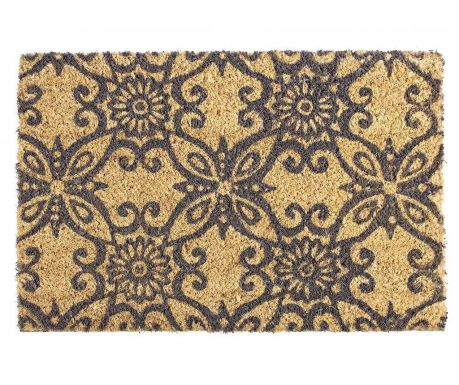 Floral Blue Bejárati szőnyeg 40x60 cm