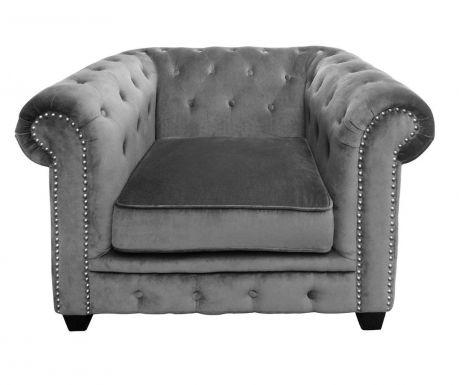 Fotel Regents Grey