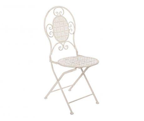 Składane krzesło ogrodowe Emily