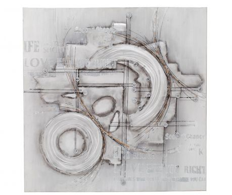 Obraz Geometry 100x100 cm