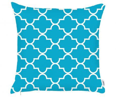 Poszewka na poduszkę Amina Blue 43x43 cm