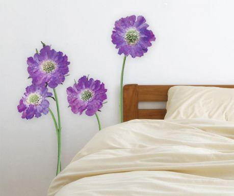 Naklejka Purple Flower