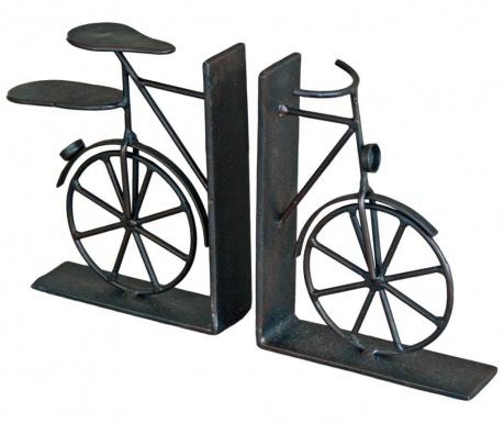 Set 2 suporturi pentru carti Bicycle