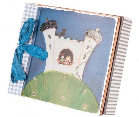 Албум за снимки тип кутия Aureline Castle