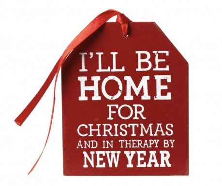 Decoratiune I'll be home