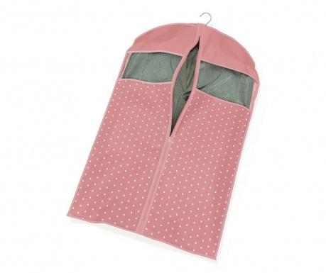 Калъф за дрехи Vintage Pink 60x100 см