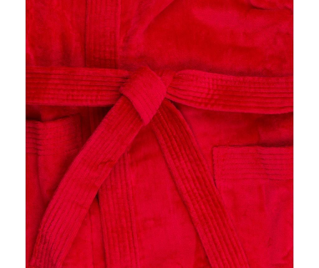 Župan unisex Colors Bordeaux L