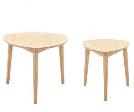 Kall 2 db Kávézóasztal