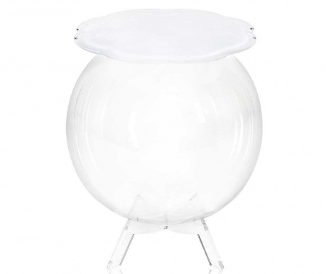 Boolino White Dohányzóasztal