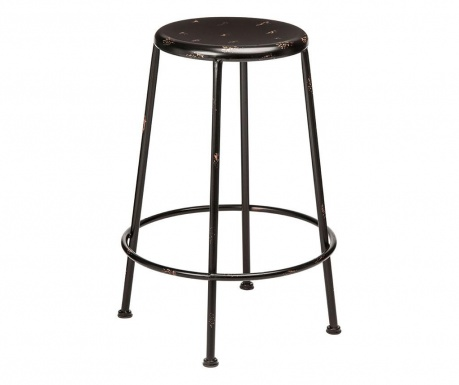 Bar stool Igor Black