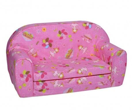 Fairy Land Kihúzható gyerek kanapé