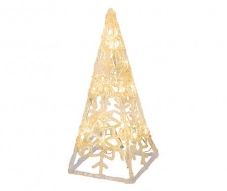 Decoratiune luminoasa pentru exterior Snow Pyramid