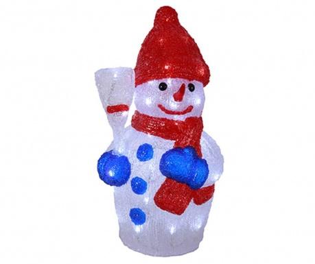 Светеща декорация за екстериор Cute Snowman
