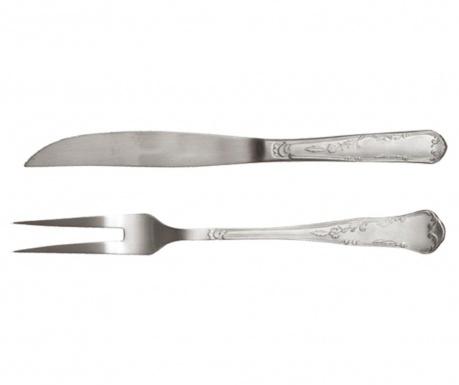 Комплект нож и вилица за печено месо Taste