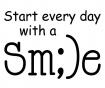 Sticker Smile